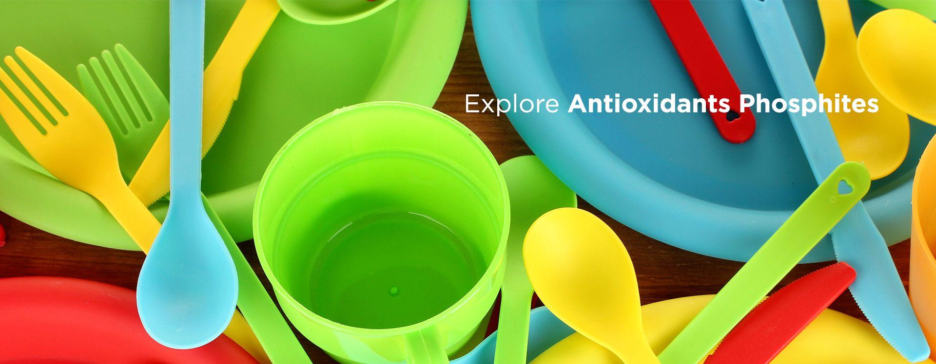 Antioxidants-Phosphites